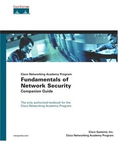 Cisco Networking Academy Program Fundamentals of Network Security Companion Guid-cover