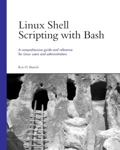 Linux Shell Scripting with Bash (Paperback)-cover