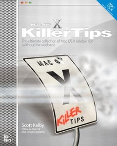 Mac OS X Panther Killer Tips (Paperback)-cover