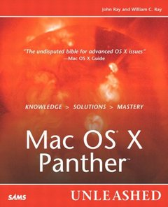 Mac OS X Panther Unleashed, 3/e-cover