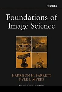 Foundations of Image Science (Hardcover)-cover