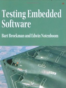 Testing Embedded Software-cover