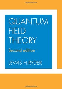 Quantum Field Theory, 2/e-cover