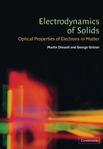 Electrodynamics of Solids-cover