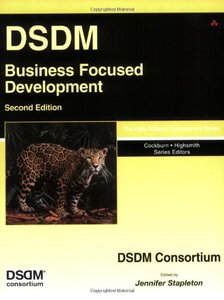 DSDM: Business Focused Development, 2/e-cover