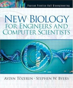 New Biology for Engineers and Computer Scientists-cover