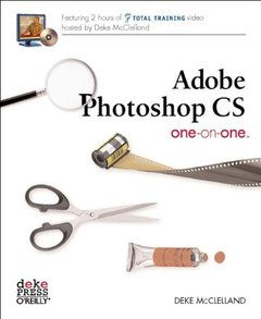 Adobe Photoshop CS: One on One-cover