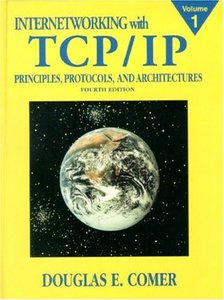 Internetworking with TCP/IP Vol. 1: Principles, Protocols, and Architecture, 4/e (精裝)-cover