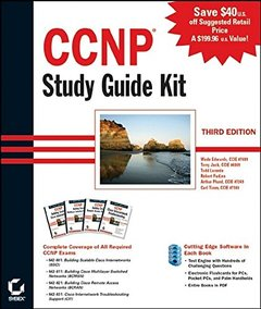 CCNP Study Guide Kit, 3/e (642-801, 642-811, 642-821, 642-831)