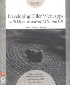 Developing Killer Web Apps with Dreamweaver MX and C# (Paperback)-cover