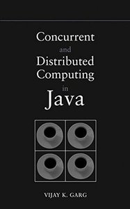 Concurrent and Distributed Computing in Java (Hardcover)-cover