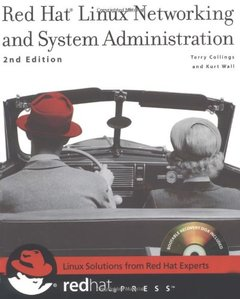 Red Hat Linux Networking and System Administration, 2/e-cover