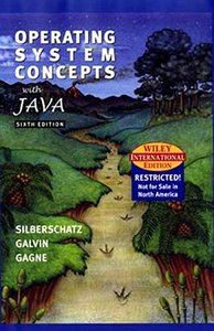 Operating System Concepts with Java, 6/e (IE) (美國版ISBN:0471489050)-cover