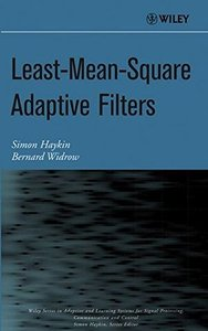 Least-Mean-Square Adaptive Filters (Hardcover)-cover