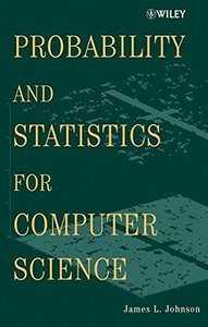 Probability and Statistics for Computer Science (Hardcover)-cover