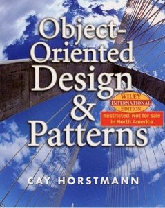 Object-Oriented Design & Patterns (美國版047131966X)-cover
