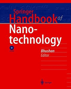Springer Handbook of Nanotechnology-cover