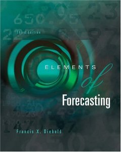Elements of Forecasting: With Infotrac-cover