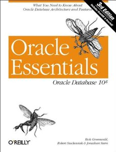 Oracle Essentials, 3/e: Oracle Database 10g-cover