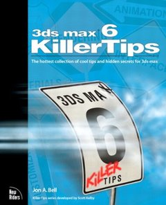3ds max 6 Killer Tips (Paperback)-cover