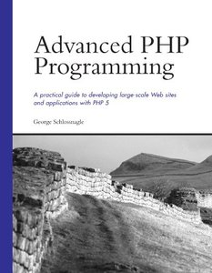 Advanced PHP Programming (Paperback)-cover