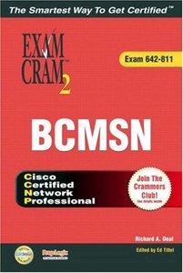 CCNP BCMSN Exam Cram 2 (642-811) (Paperback)-cover