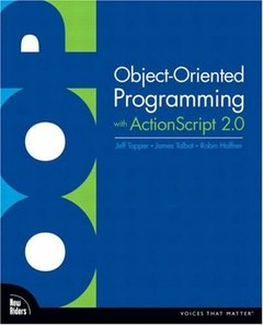 Object-Oriented Programming with ActionScript 2.0 (Paperback)-cover