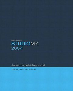 Macromedia Studio MX 2004 : Training from the Source (Paperback)-cover
