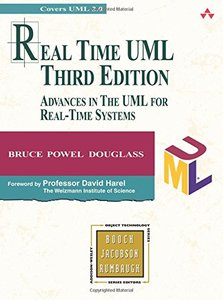Real Time UML: Advances in the UML for Real-Time Systems, 3/e-cover