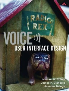 Voice User Interface Design-cover