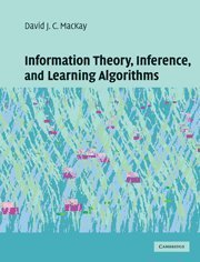 Information Theory, Inference & Learning Algorithms (Hardcover)-cover
