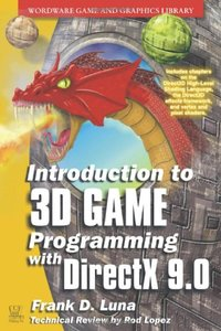 Introduction to 3D Game Programming with DirectX 9.0 (Paperback)-cover