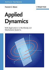 Applied Dynamics: With Applications to Multibody and Mechatronic Systems-cover