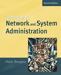 Principles of Network and System Administration, 2/e-cover