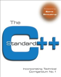 The C++ Standard: Incorporating Technical Corrigendum No.1 (Hardcover)-cover