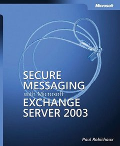 Secure Messaging With Microsoft Exchange Server 2003 (Paperback)-cover