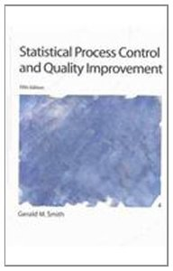 Statistical Process Control and Quality Improvement, 5/e-cover