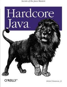 Hardcore Java (Paperback)-cover