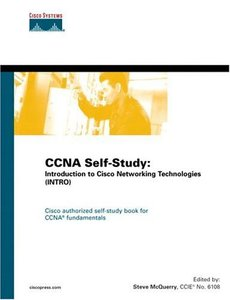 CCNA Self-Study : Introduction to Cisco Networking Technologies (INTRO) 640-821,-cover