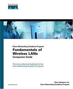 Cisco Networking Academy Program Fundamentals of Wireless LANs Companion Guide-cover