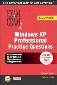 MCSE Windows XP Professional Practice Questions Exam Cram 2 (Exam 70-270)-cover