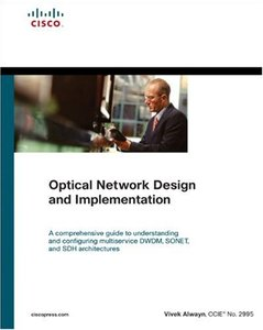 Optical Network Design and Implementation(hard cover)-cover