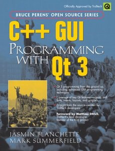C++ GUI Programming with Qt 3-cover