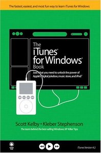 The iTunes for Windows Book (Paperback)-cover