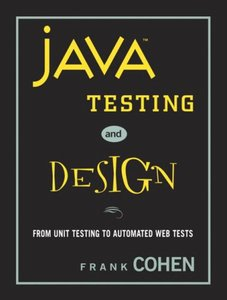 Java Testing and Design: From Unit Testing to Automated Web Tests (Paperback)-cover
