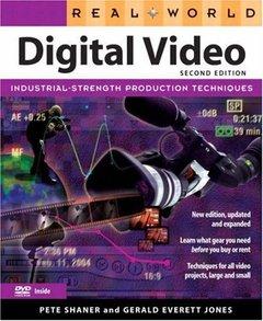 Real World Digital Video, 2/e-cover