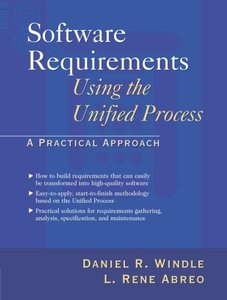 Software Requirements Using the Unified Process-cover