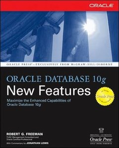 Oracle Database 10g New Features (Paperback)-cover