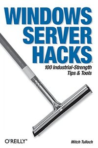 Windows Server Hacks-cover