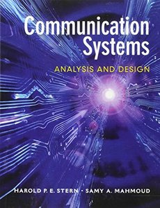 Communication Systems: Analysis and Design-cover